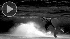 TDZ – AnaLeticia Beach Break Kite Session