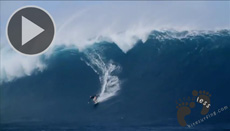 World's largest kite surfed wave - Ben Wilson for Jeep Australia