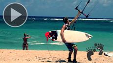 Donkeys bite! (mixed tapes) Surfskolan Crew on Mauritius Part 5 copie