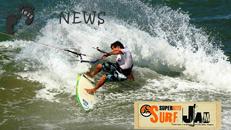 Strapless kitesurfing spreading over Brazil copie