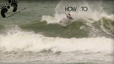 Jeep kitesurfing instructional - Drop wallet