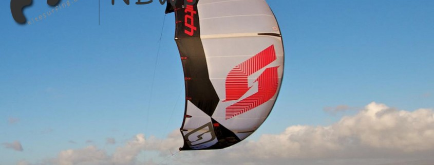 Launching THE ELEMENT All terrain Switchkite copie