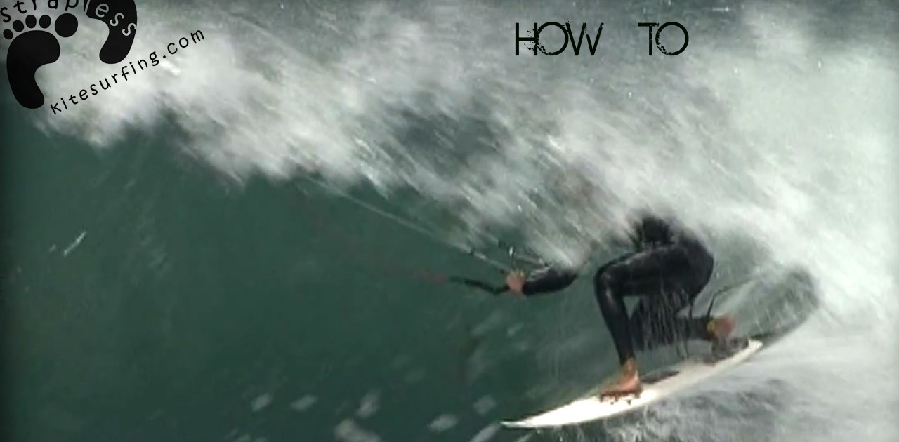 Jeep Kitesurfing Instructional- Getting Barrelled Frontside copie