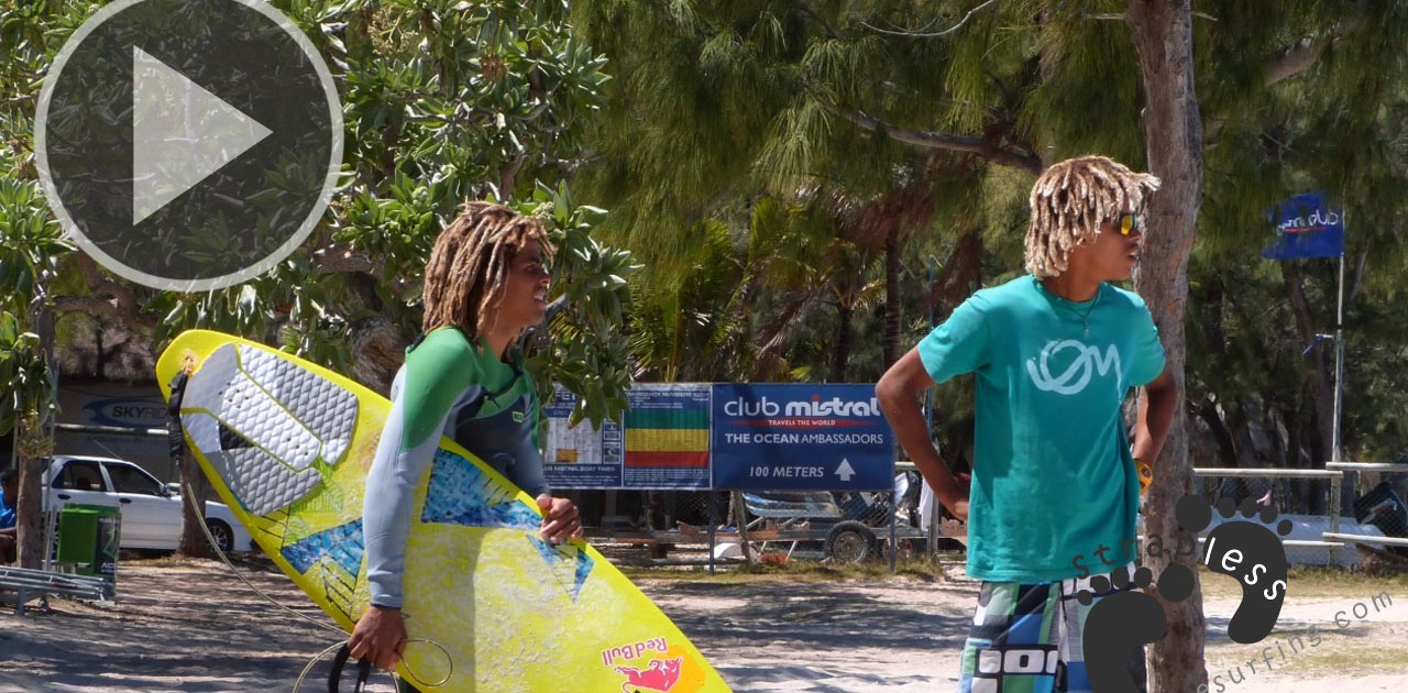 Strapless Fun in Mauritius Airton Matchu Keah Luke  copie