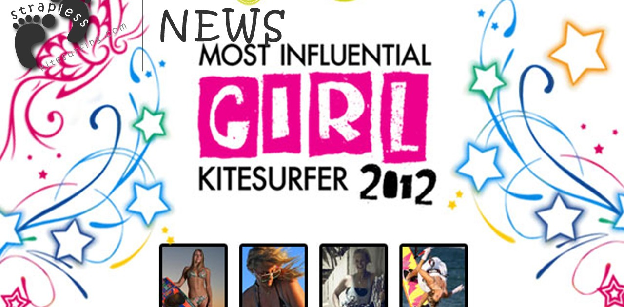 Most influential girl kitesufer winners copie