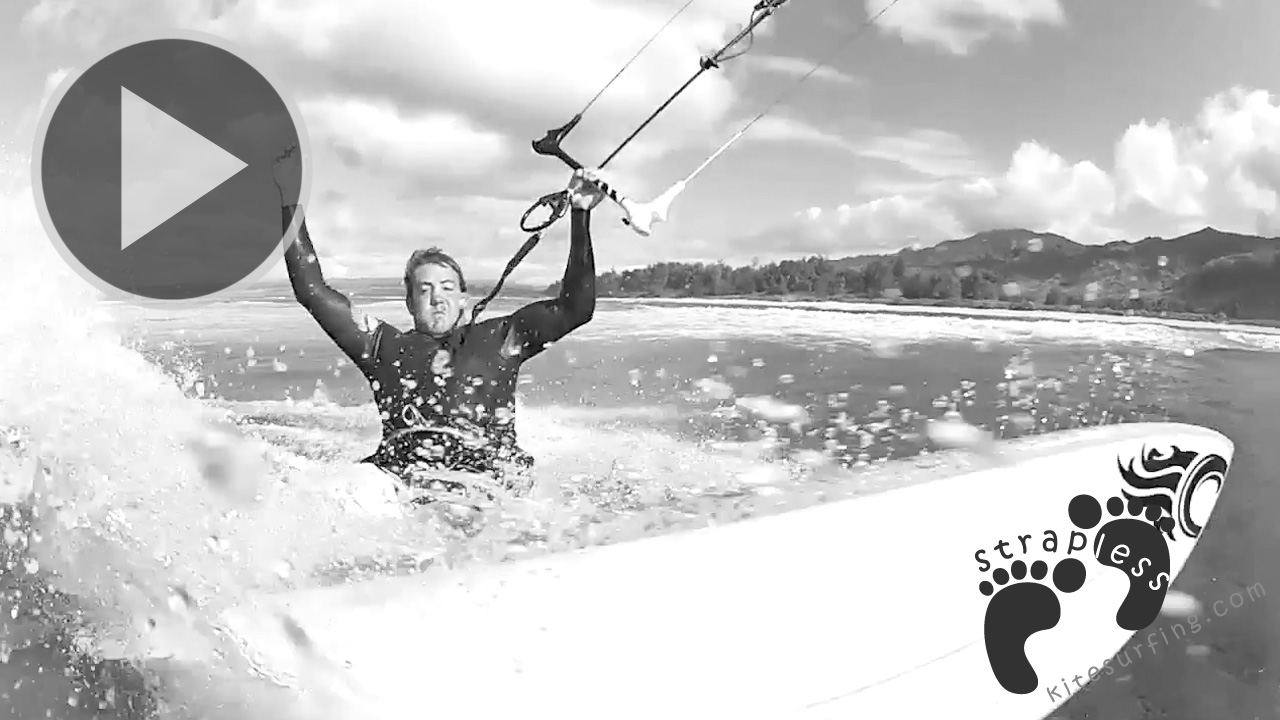 Hawaii Sessions 2 Cabrinha Kitesurfing copie