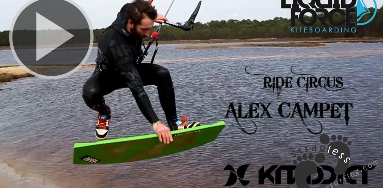 Ride Circus skateboarding copie