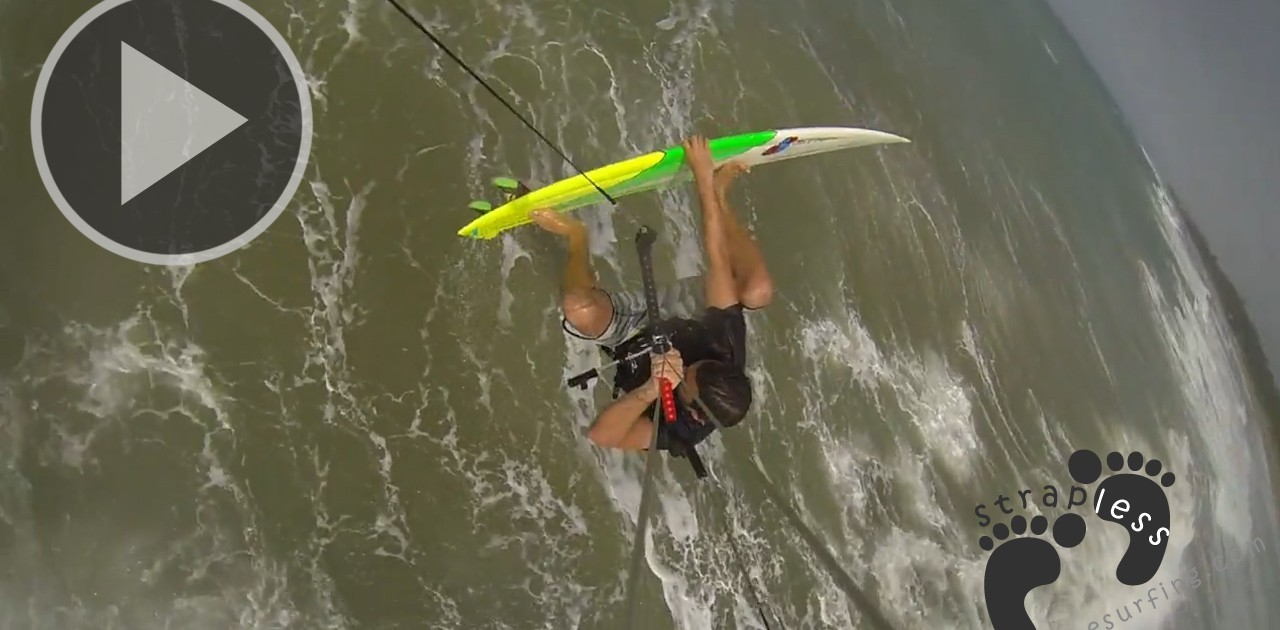 Kite Surfing Dominican Republic BWS Noise PRO copie