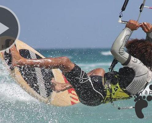 Papy Duarte SurfKite in Mauritius copie