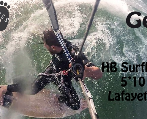 HB Surfkite 510 review copie