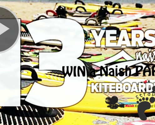 13 Years of Naish Kiteboarding copie