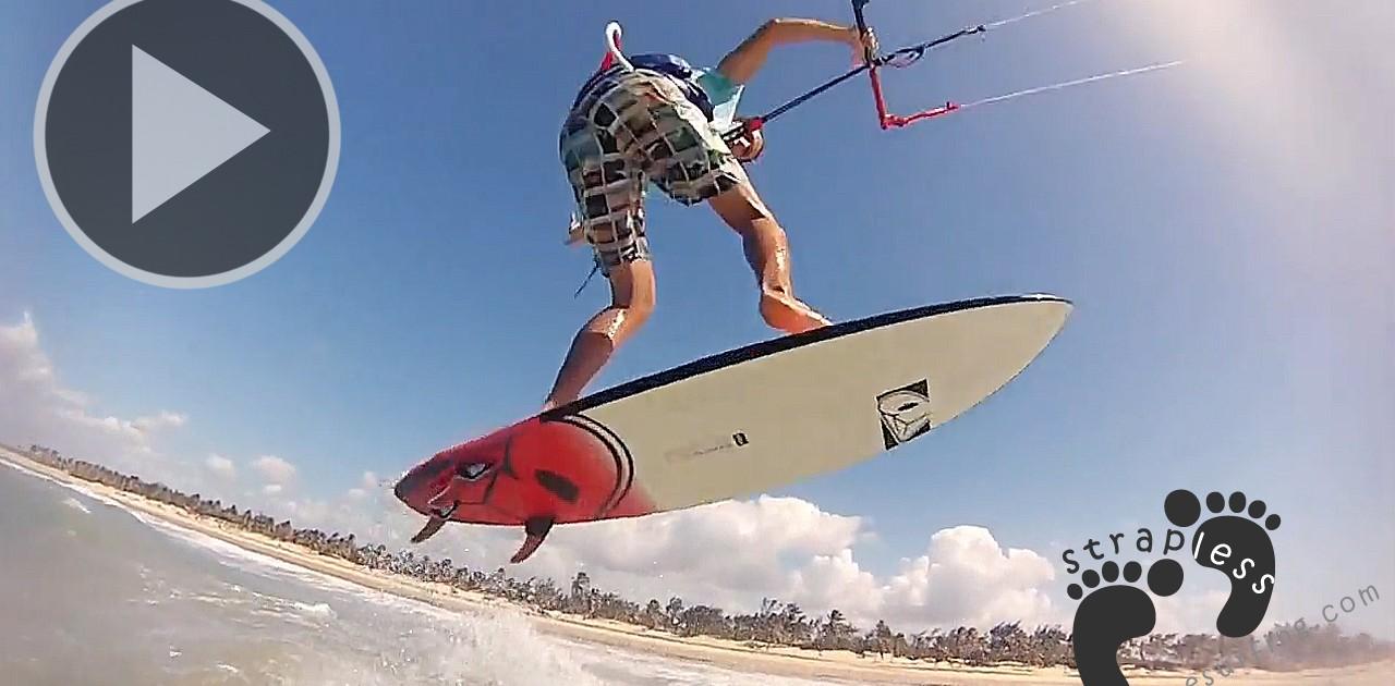 Airush 2014 - Wave riding in Cumbuco copie
