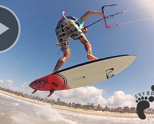 Airush 2014 - Wave riding in Cumbuco copie