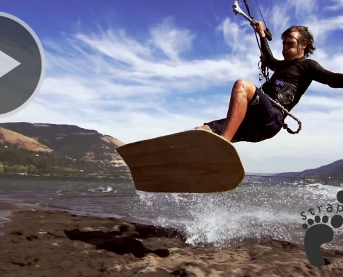 Splinter - Matt Elsasser Kitesurfing Alaia copie