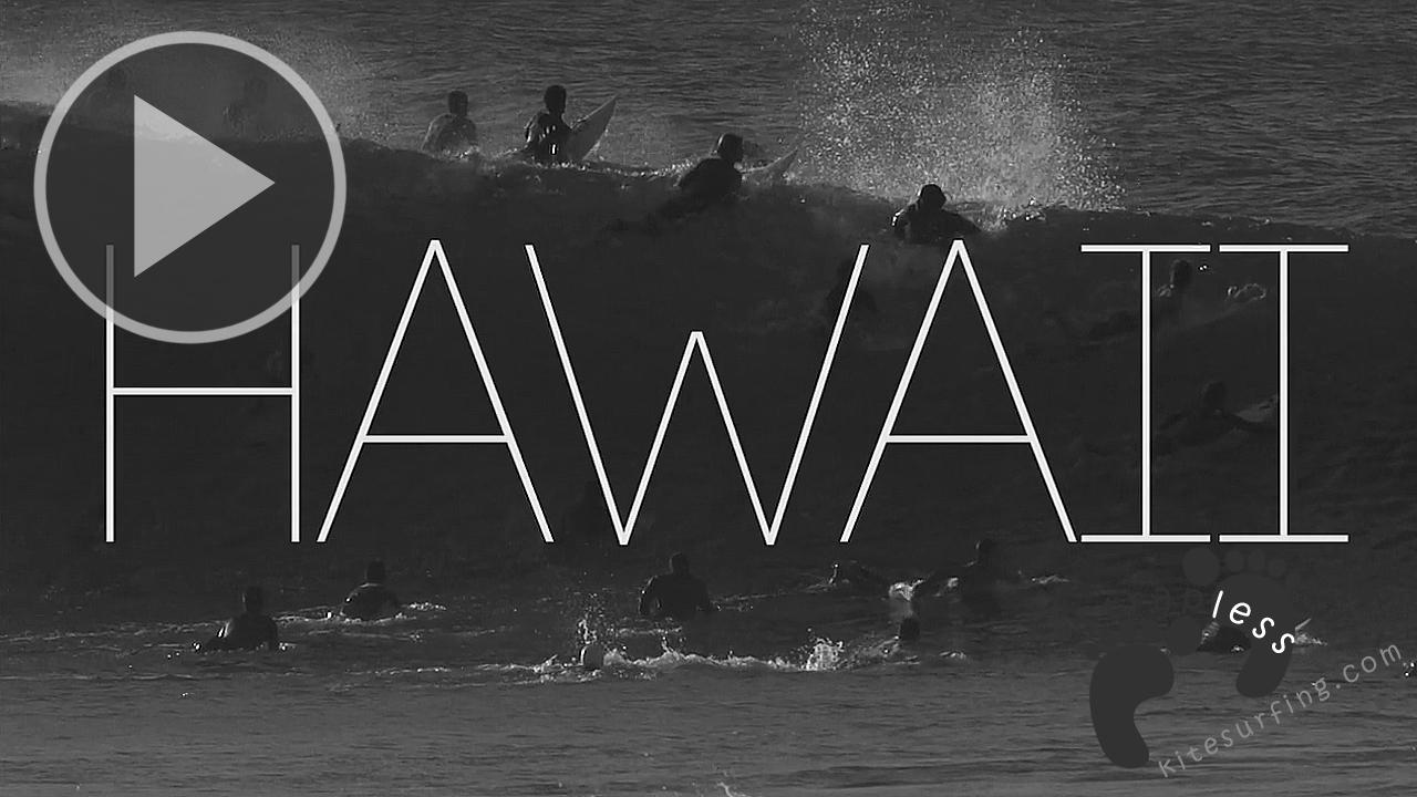 Hawaii A Kitesurfing Short Film copie