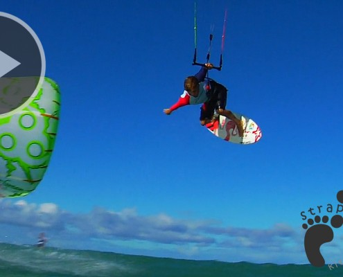 Wainman Hawaii Mr Green 7.5 Rabbit Kite by Niccolo Porcella copie