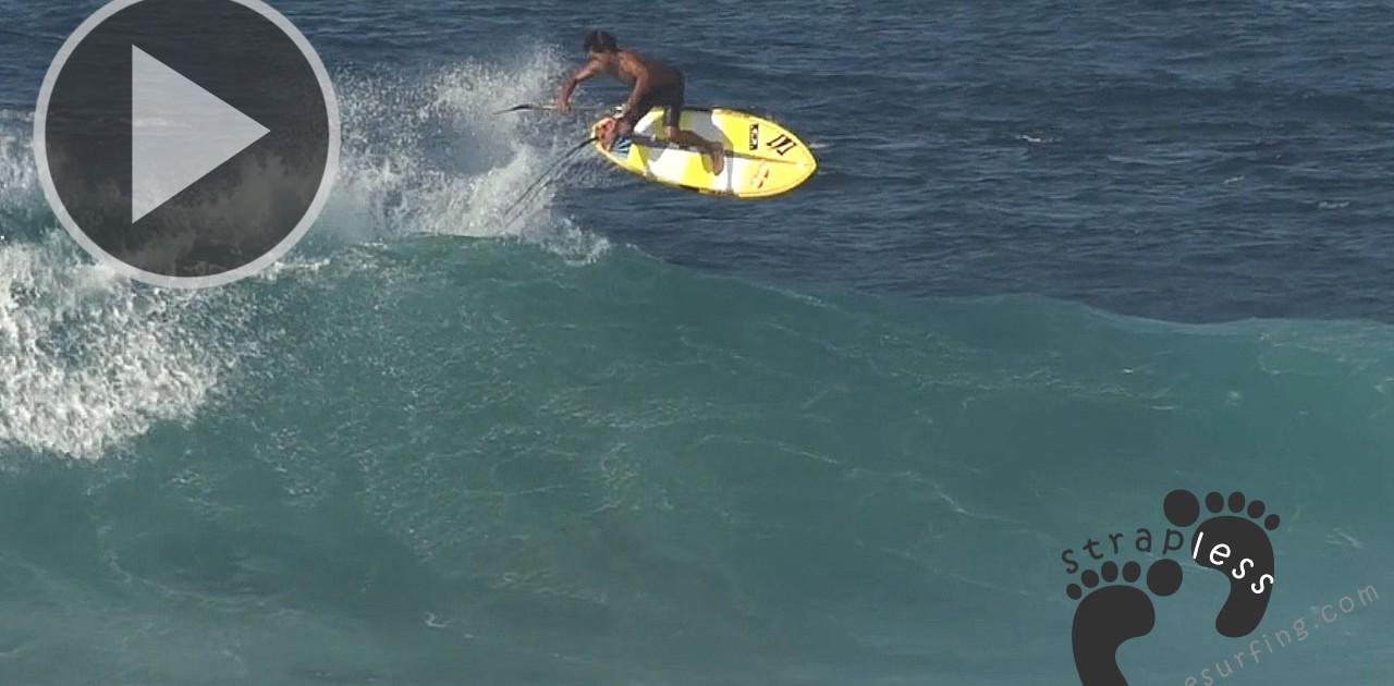Pushing SUP Boundaries - Hawaiian Style
