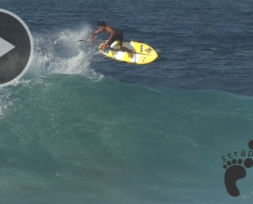 Pushing SUP Boundaries - Hawaiian Style
