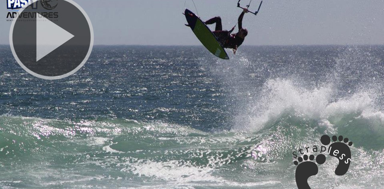 Cape Town 2014 part 3 - Kitesurfing the Doctor