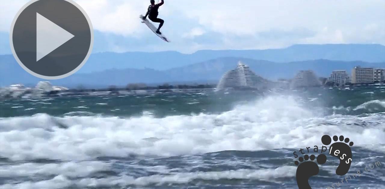 HB-surfkite  plage sud