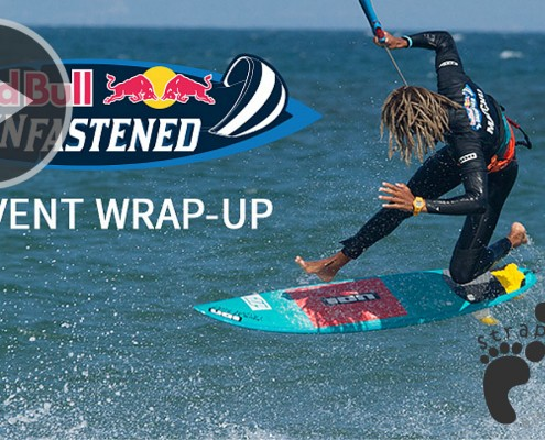 Redbull Unfastened Wrap-up