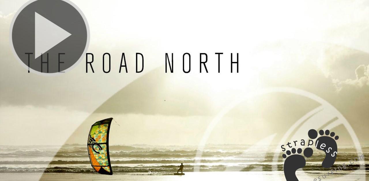 The Road North (Kiteboarding New Zealand)