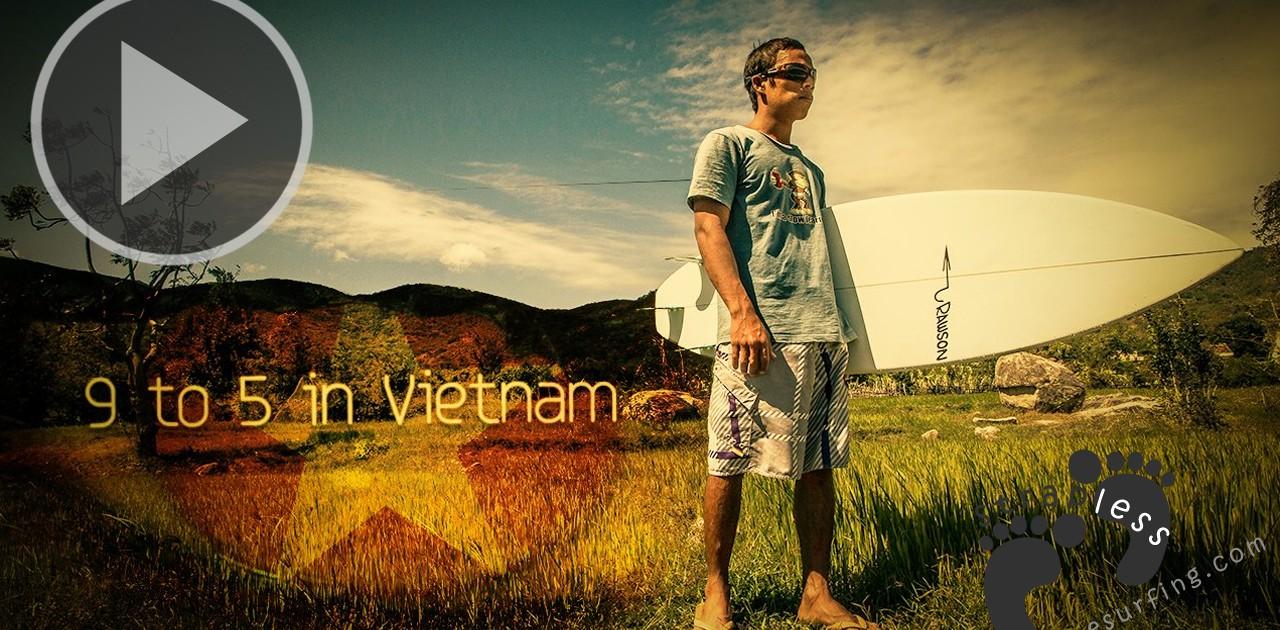 9 to 5 in Vietnam