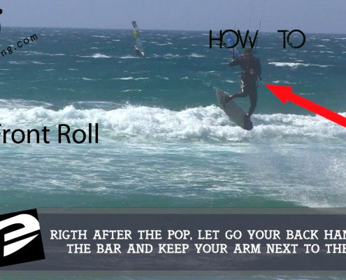 How To Frontloop Strapless - Paulino Pereira