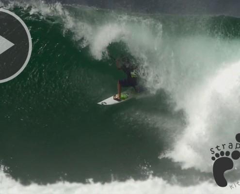 Keahi de Aboitiz Kitesurfing Hawaii 2013