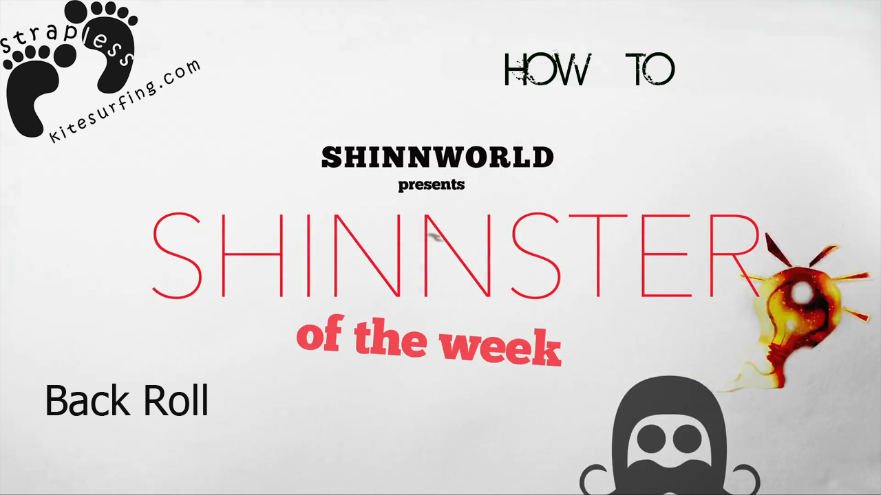 SHINNSTER OF THE WEEK 5 backroll