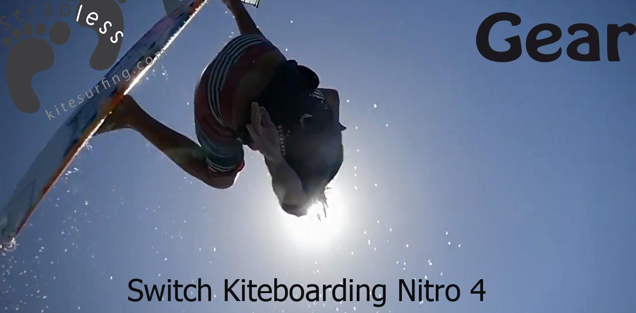 Switch Kiteboarding - NITRO4