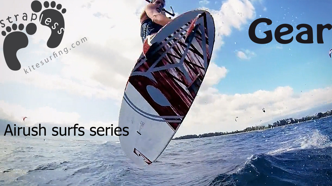 2015 AIRUSH SURF SERIES VIDEO