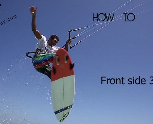 How to Frontside 360 - Paulino Pereira