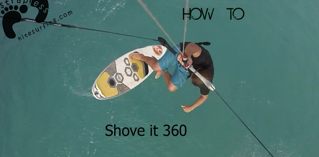 Reo Stevens - How to Shove it 360