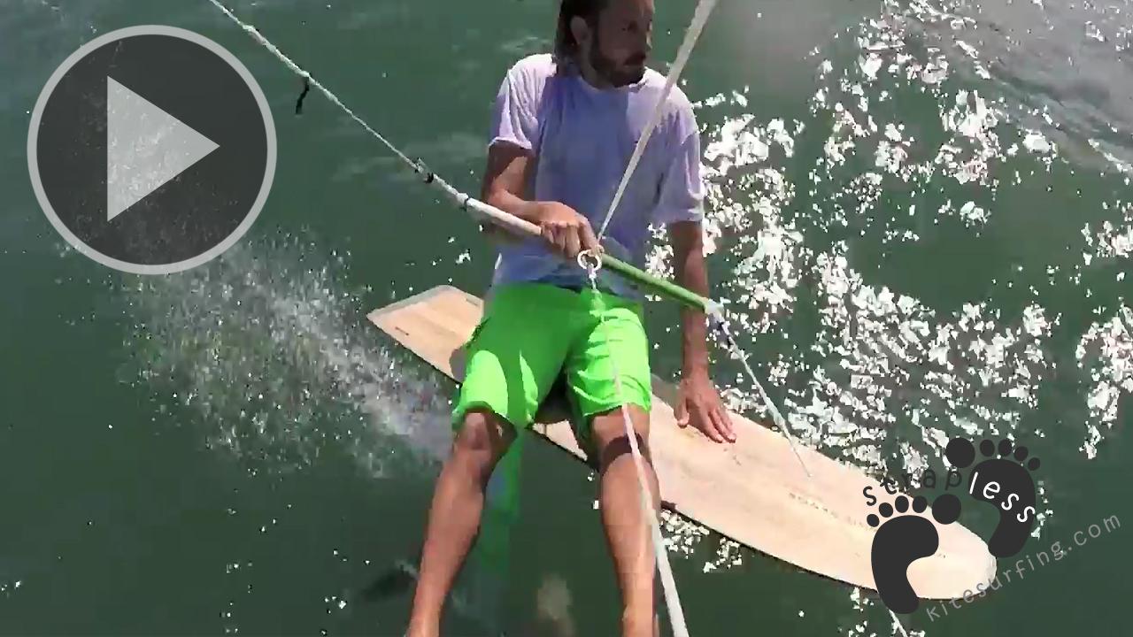 Boardriding Maui KiteFoil