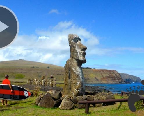 SUPing Rapa Nui