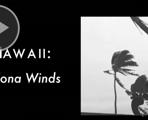Hawaii Kona Winds