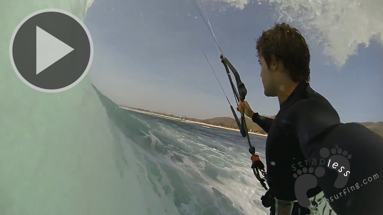 This is KiteSURFING