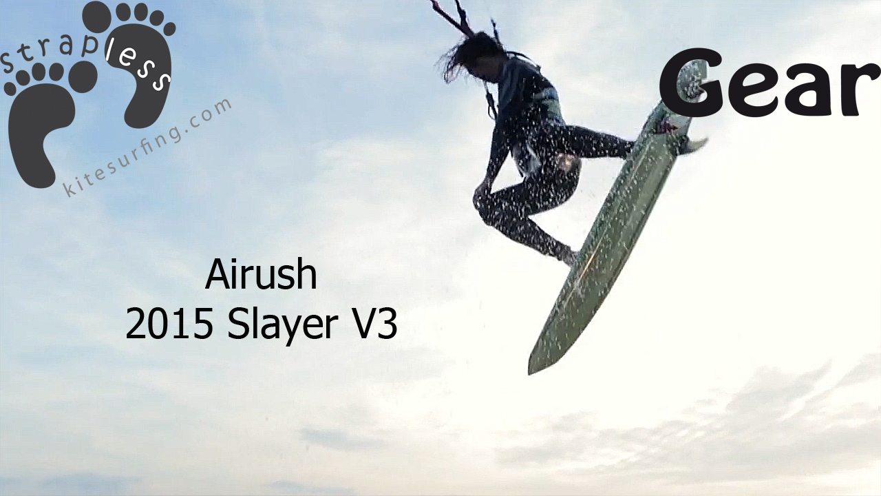 2015 Airush Slayer V3 boarclub