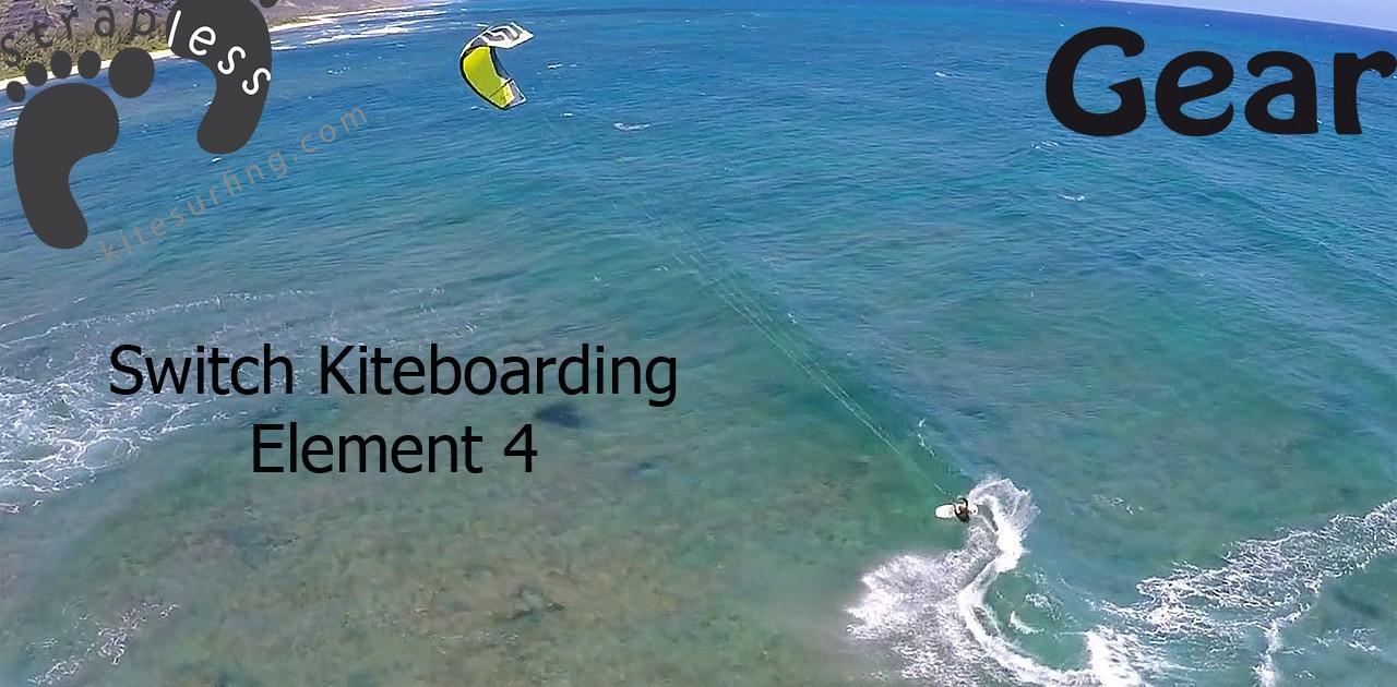 Switch Kiteboarding - Element 4