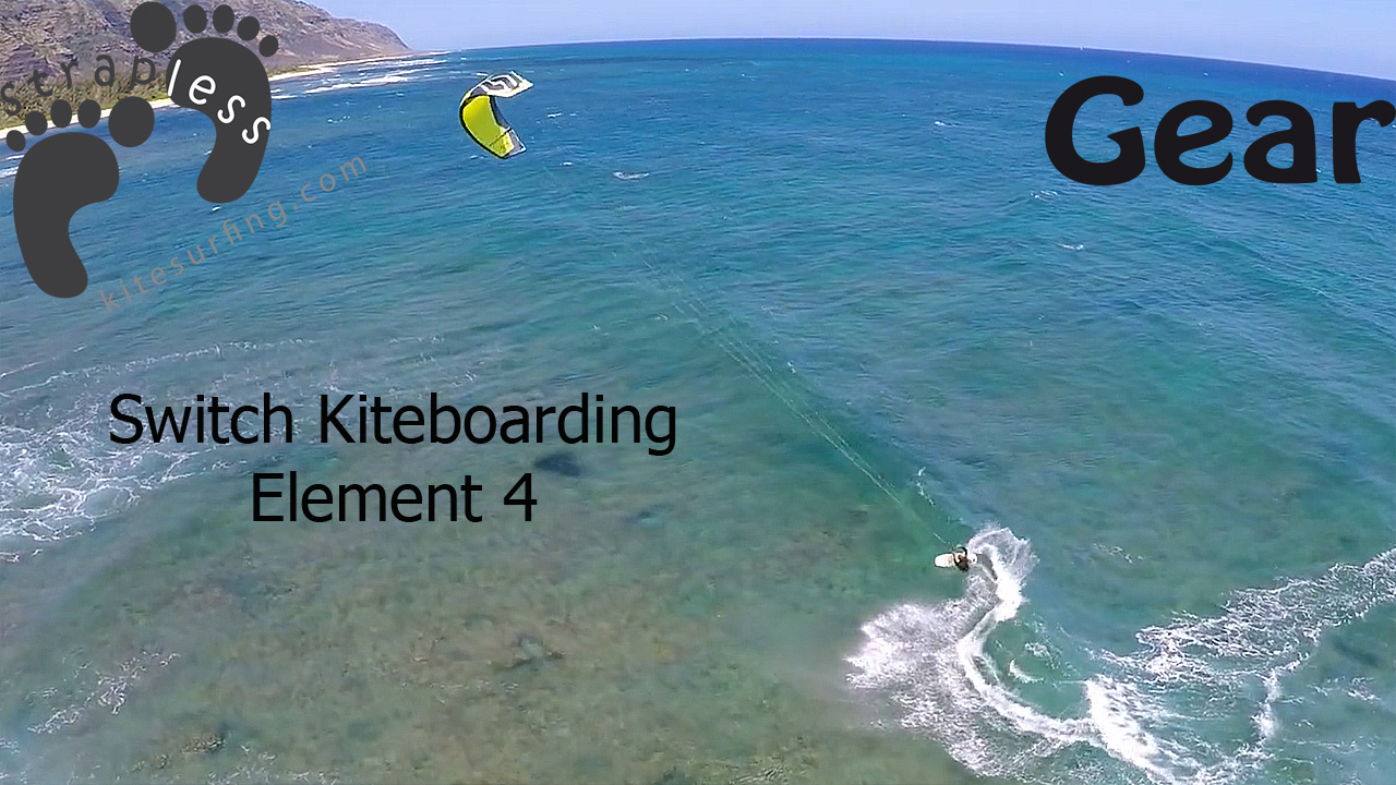 Switch Kiteboarding - Element 4
