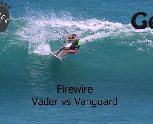 vader vs vanguard