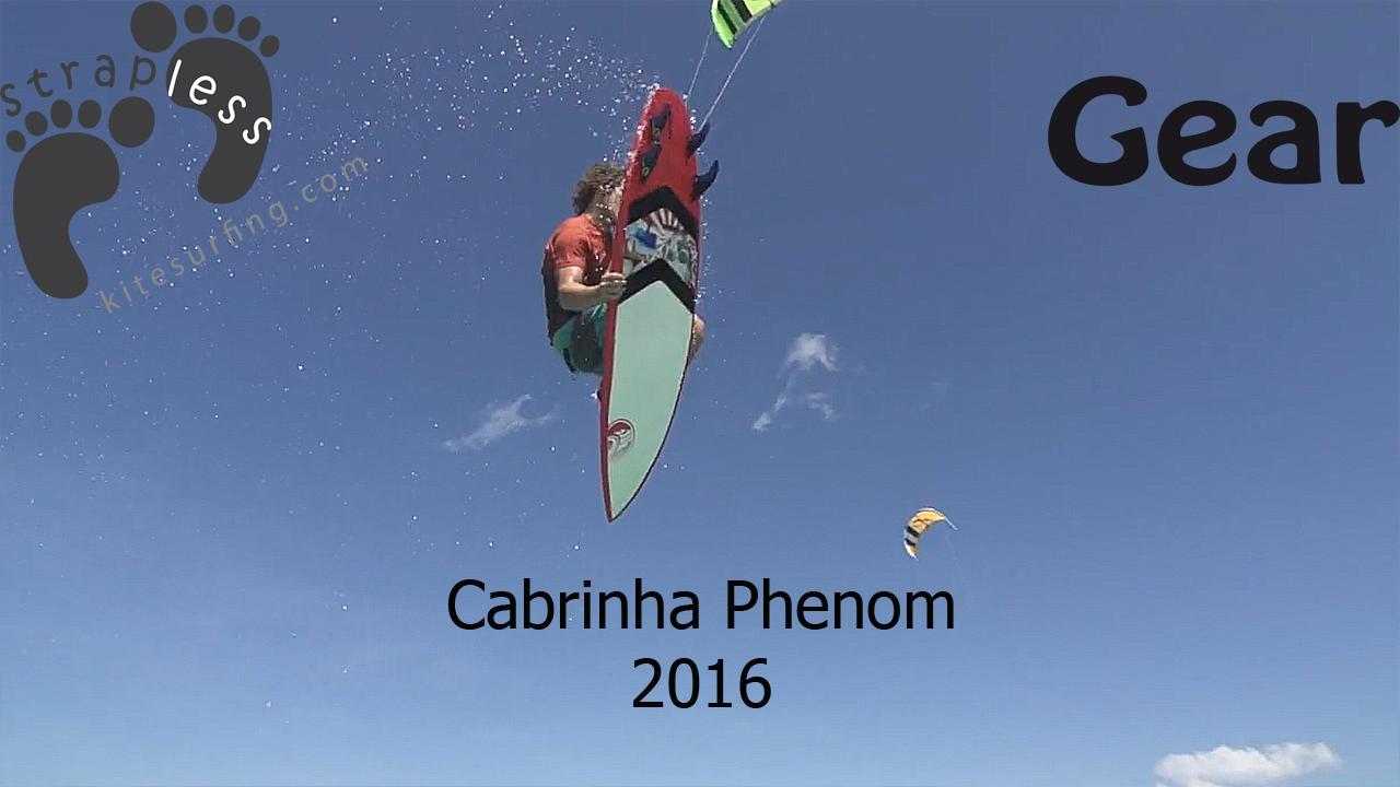 Cabrinha Phenom 2016
