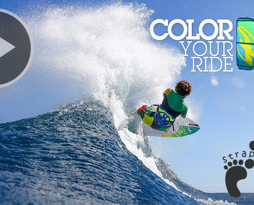 F-ONE 2016 COLLECTION Color your Ride
