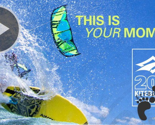 Naish Kiteboarding 2016  This is Your Moment