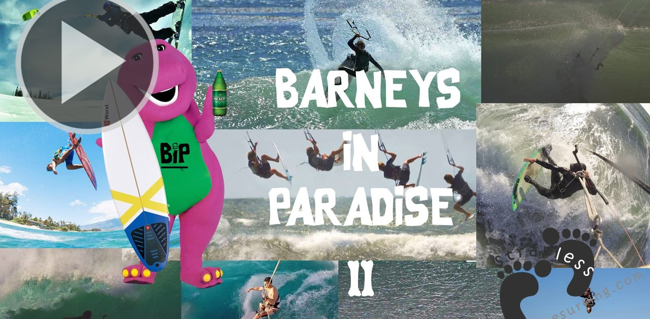 Barneys In Paradise The Movie II
