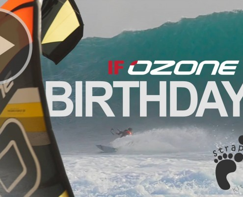 IF OZONE DID BIRTHDAYS