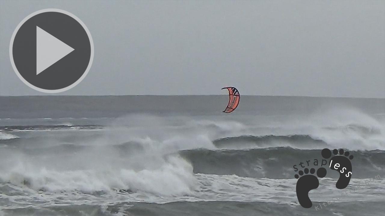 The Irish Kitesurfing Project - Winter is Coming