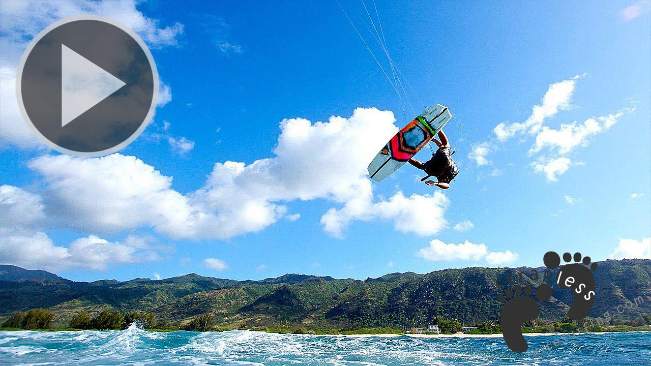 FireWire Vader Kiteboard