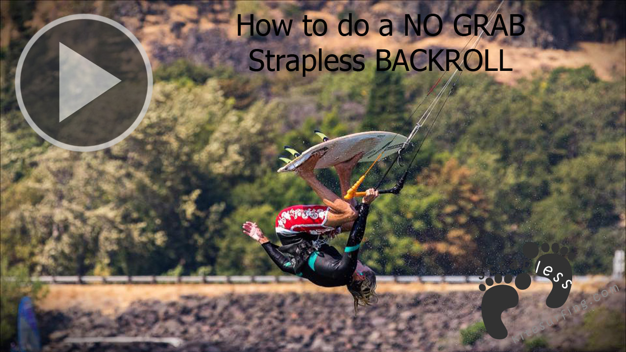 Strapless No Grab Backroll